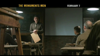 The Monuments Men - Alternate Trailer 11