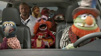 Toyota Highlander Super Bowl 2014 TV Spot Feat. The Muppets, Terry Crews