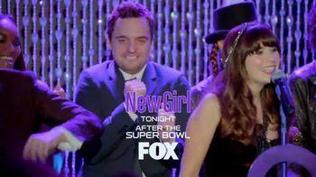 New Girl Super Bowl 2014 TV Promo
