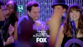 New Girl Super Bowl 2014 TV Promo - Thumbnail 6