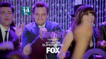 New Girl Super Bowl 2014 TV Promo - Thumbnail 7