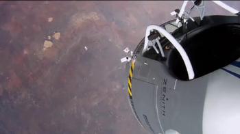 GoPro Super Bowl TV Spot 2014, 'Red Bull Stratos' Feat. Felix Baumgartner - Thumbnail 10