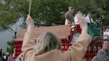 Budweiser Super Bowl 2014 TV Spot, 'A Hero's Welcome' Song by Skylar Grey - Thumbnail 9