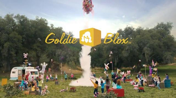 GoldieBlox Super Bowl 2014 TV Spot, 'Rocketship' - Thumbnail 10