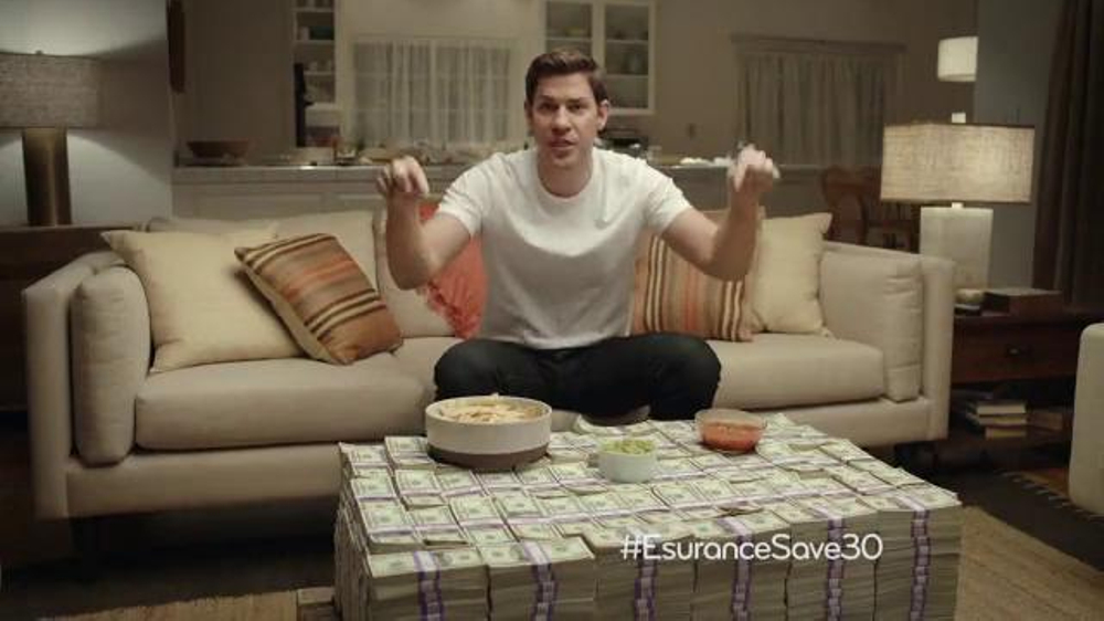 Usaa Auto Buying >> Esurance Super Bowl 2014 TV Commercial Featuring John