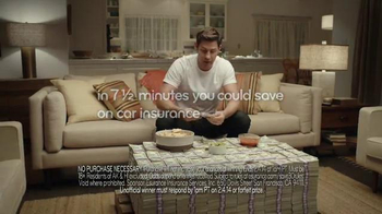 Esurance Super Bowl 2014 TV Spot Featuring John Krasinski - Thumbnail 9