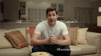 Esurance Super Bowl 2014 TV Spot Featuring John Krasinski - Thumbnail 2