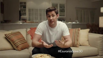 Esurance Super Bowl 2014 TV Spot Featuring John Krasinski - Thumbnail 4
