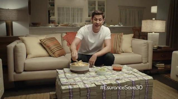 Esurance Super Bowl 2014 TV Spot Featuring John Krasinski - Thumbnail 7