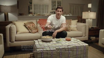 Esurance Super Bowl 2014 TV Spot Featuring John Krasinski - Thumbnail 8