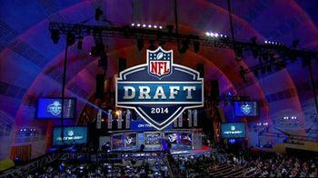 NFL Network Super Bowl 2014 TV Spot, 'Scouting Combine' Ft Deion Sanders