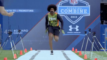 NFL Network Super Bowl 2014 TV Spot, 'Scouting Combine' Ft Deion Sanders - Thumbnail 3