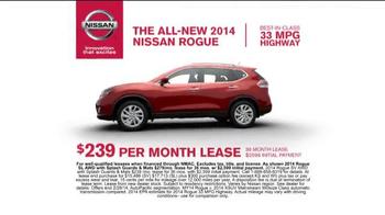 Nissan Rogue Super Bowl 2014 TV Spot, 'Commute' Song by M.I.A. - Thumbnail 10