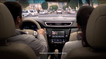 Nissan Rogue Super Bowl 2014 TV Spot, 'Commute' Song by M.I.A. - Thumbnail 2
