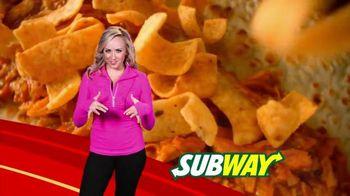 Subway Fritos Chicken Enchildada Melt Super Bowl 2014 TV Spot