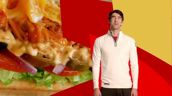 Subway Fritos Chicken Enchildada Melt Super Bowl 2014 TV Spot - Thumbnail 10