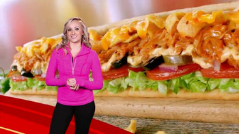 Subway Fritos Chicken Enchildada Melt Super Bowl 2014 TV Spot - Thumbnail 8