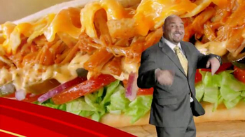 Subway Fritos Chicken Enchildada Melt Super Bowl 2014 TV Spot - Thumbnail 9