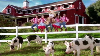 Jack in the Box Bacon Insider Super Bowl 2014 TV Spot, 'Moink' - Thumbnail 6