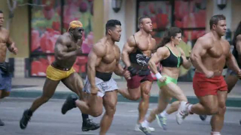 GoDaddy Super Bowl 2014 TV Spot, 'Bodybuilder' Featuring Danica Patrick - Thumbnail 5