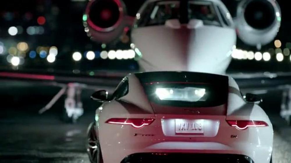 Honda Commercial Song >> Jaguar F-Type Coupe Super Bowl 2014 TV Commercial, 'Rendezvous' - iSpot.tv