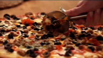 Papa Murphy's Pizza Super Bowl 2014 TV Spot, 'Cowboy' - Thumbnail 10