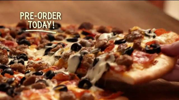 Papa Murphy's Pizza Super Bowl 2014 TV Spot, 'Cowboy' - Thumbnail 8