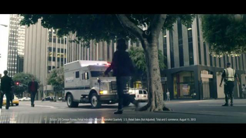 American Express Super Bowl 2014 TV Spot, 'Intelligent Security' - Thumbnail 5