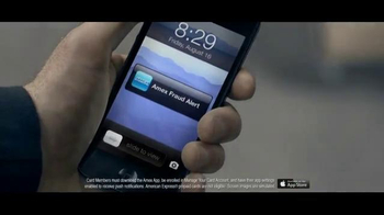 American Express Super Bowl 2014 TV Spot, 'Intelligent Security' - Thumbnail 7