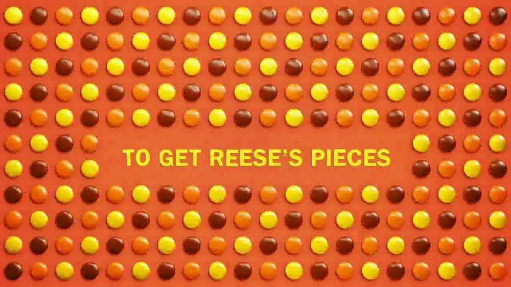 Reeses Pieces Tv Commercial Out Of Their Shell Ispottv