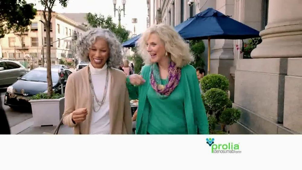 Prolia TV Commercial, Featuring Blythe Danner - Video