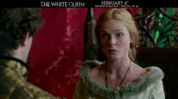 The White Queen Blu-ray and DVD TV Spot