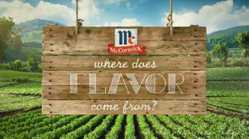 McCormick Taco Seasoning TV Spot, 'Farm' - Thumbnail 2