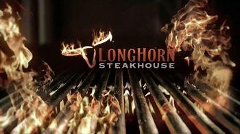Longhorn Steakhouse Sirloin Chimichurri Sandwich TV Spot - Thumbnail 1