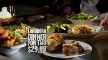 Longhorn Steakhouse Sirloin Chimichurri Sandwich TV Spot - Thumbnail 9