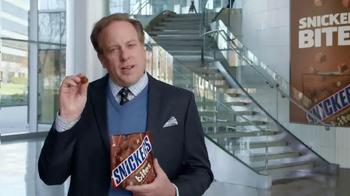 Snickers Bites TV Spot, 'Intercom' - Thumbnail 3