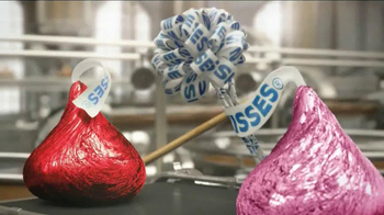 Hershey\'s Kisses TV Spot, \'Valentines\'