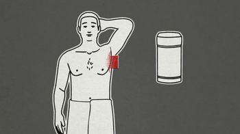 Dove Men+Care Clean Comfort TV Spot, 'Protect Underarms'