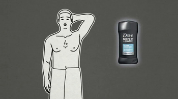 Dove Men+Care Clean Comfort TV Spot, 'Protect Underarms' - Thumbnail 6