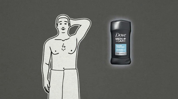 Dove Men+Care Clean Comfort TV Spot, 'Protect Underarms' - Thumbnail 7