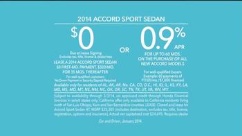Honda TV Spot, 'Adam's Accord' - Thumbnail 9
