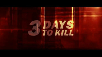3 Days to Kill Super Bowl 2014 TV Spot - 1 commercial airings