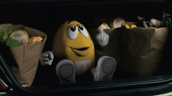 M&M's Super Bowl 2014 TV Spot, 'Delivery'