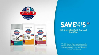 PetSmart Stock Up and Save Sale TV Spot, 'Save More' - Thumbnail 7