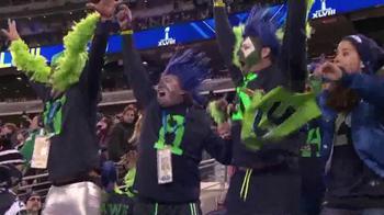 Disney World TV Spot, 'Super Bowl' Ft. Malcom Smith, Song by Idina Menzel - Thumbnail 5