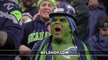 NFL Shop TV Spot, 'Seahawks Super Bowl XLVIII Champions' - Thumbnail 1