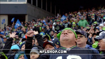 NFL Shop TV Spot, 'Seahawks Super Bowl XLVIII Champions' - Thumbnail 2