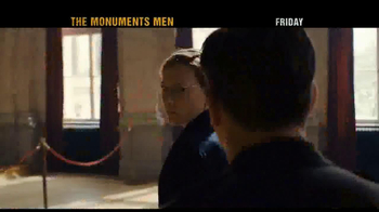 The Monuments Men - Alternate Trailer 15