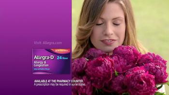 Allegra-D TV Spot - Thumbnail 10