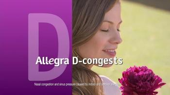 Allegra-D TV Spot - Thumbnail 3